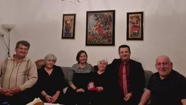 Ermeni asıllı gazinin evine MSBden anlamlı ziyaret