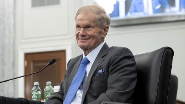 NASAnın yeni başkanı eski astronot Bill Nelson oldu