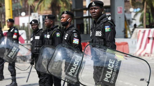 Nijeryada 153 silahlı çete üyesi yakalandı