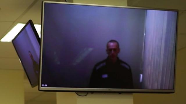 Rus muhalif Navalny, açlık grevinin ardından ilk kez görüntülendi