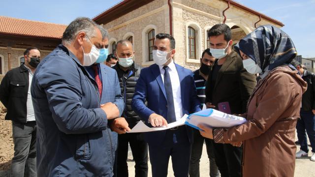 Sivasta Şehir ve Sanayi Mektebi Müzesinde sona yaklaşıldı