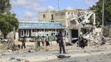 Somali'de karakolun önünde intihar saldırısı: Çok sayıda ölü