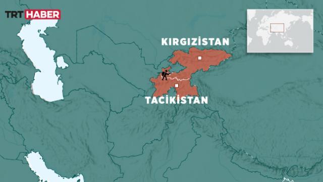 Kırgızistan-Tacikistan sınırında çatışma: 6 ölü, 115 yaralı