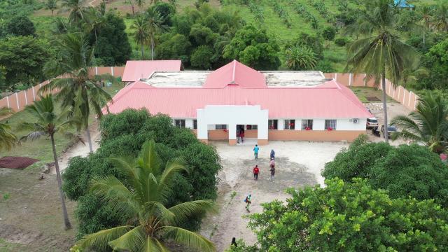 TDV, Tanzanyada yetimhane açtı