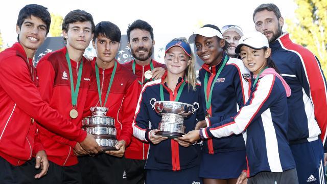 Teniste dünya kupası finalleri ilk kez Türkiyede yapılacak