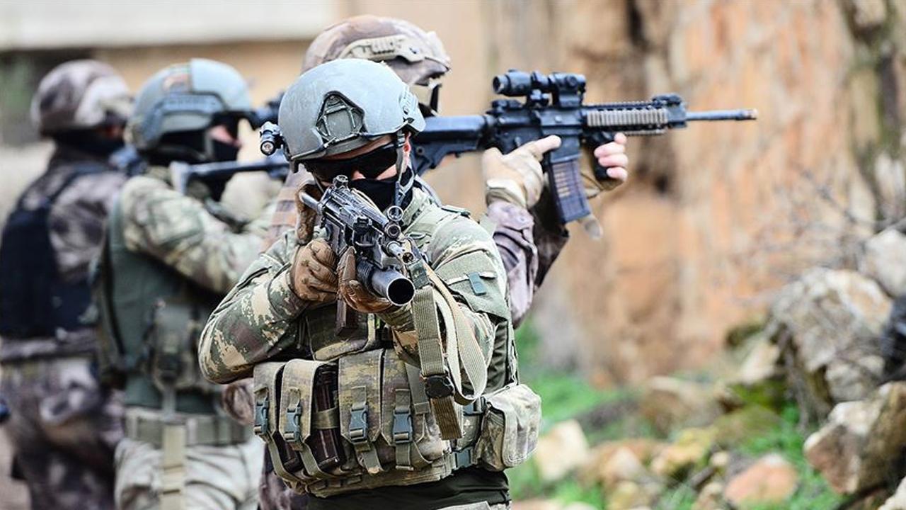 Teröre 'Şimşek-Yıldırım' darbesi: 105 terörist etkisiz hale getirildi