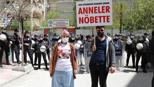 Vanda bir aile daha HDP ve PKKya isyan etti