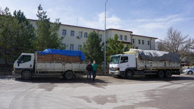Kangalda ihtiyaç sahiplerine 500 gıda kolisi dağıtılacak