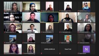 Dünyanın dört bir yanından öğrenciler Ramazan geleneklerini anlattı
