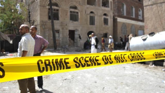 Yemendeki patlamalarda 5 çocuk hayatını kaybetti