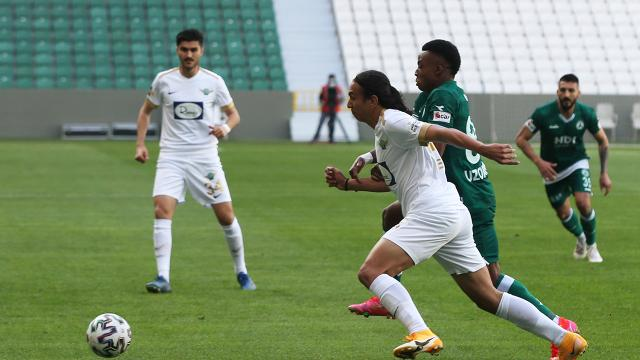 Akhisarspor 11 sezon sonra Misli.com 2. Lige düştü