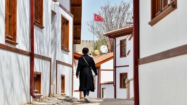 Ankara Kalesinde tarihi miras gün yüzüne çıkarılıyor