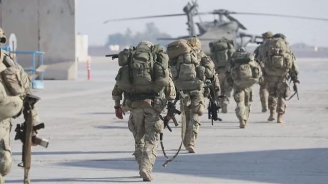 ABD, 28 bin askerlik Defender Europe 21 tatbikatını başlattı