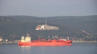Türk boğazlarından 19 bin 673 gemi geçti