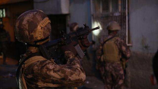 Terör örgütü DEAŞa nisan darbesi: 145 şüpheli gözaltına alındı