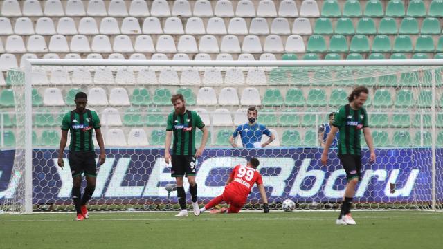 Denizlispor Süper Lige veda etti