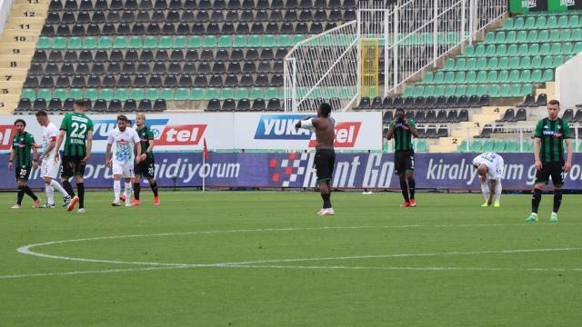 Denizlispor 4. kez Süper Lige veda etti