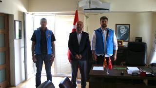 Almanya DİTİB'den Kuzey Makedonya'da burs ve ramazan yardımı