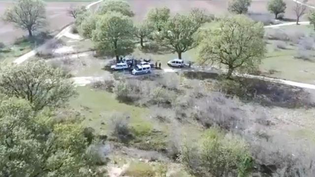 Kırklarelide piknik yapanlar dron ile yakalandı