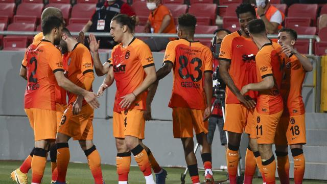 Galatasaray Ankarada hata yapmadı