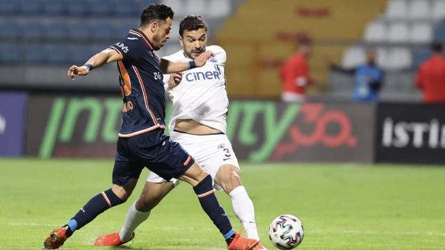 Medipol Başakşehirde Giuliano sezonu kapattı