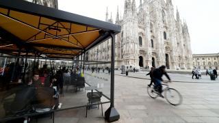 İtalya'da 201 kişi daha hayatını kaybetti