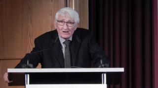 Alman filozof Habermas'tan BAE'nin ödülüne ret
