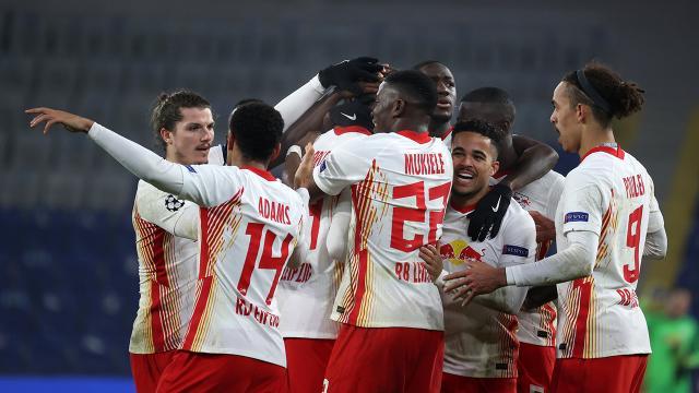 Almanya Kupasında Leipzig finalde