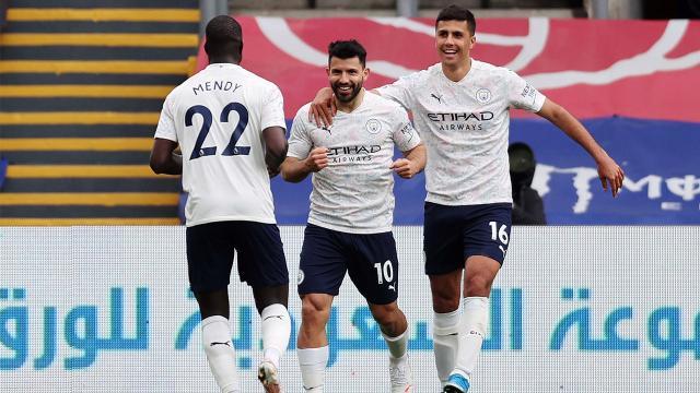 Manchester City şampiyonluğuna yaklaştı