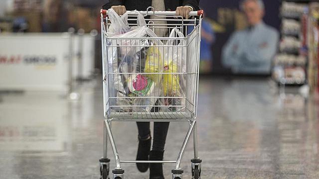 Perakende satış hacmi yıllık bazda yüzde 17,4 arttı