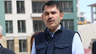 Bakan Kurum: Elazığ ve Malatya'da 27 bin konutun dönüşümünü başlattık