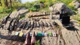 İşte Pençe operasyonlarında ele geçen mühimmat ve silahlar