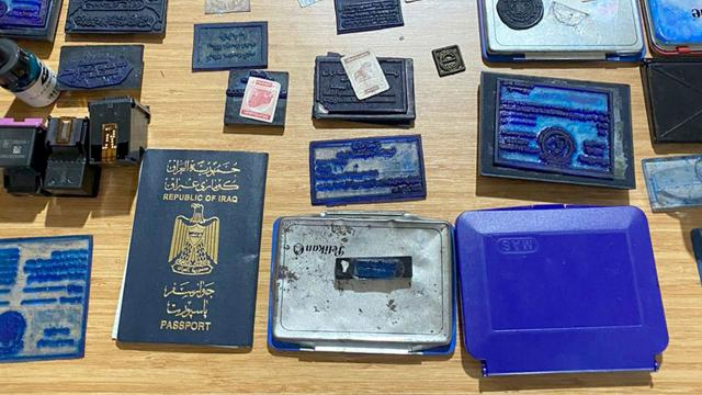 Firarilere sahte pasaport temin eden 2 şüpheli tutuklandı