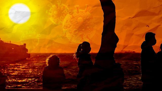 Sıcak hava ve uzun süreli güneş ışığı salgının yayılımını azaltıyor