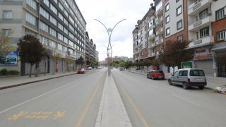 Doğu Anadolu'daki 7 ilde kısıtlama nedeniyle sessizlik yaşanıyor