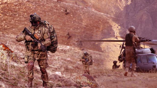 Pençe operasyonları sürüyor: 44 terörist etkisiz hale getirildi