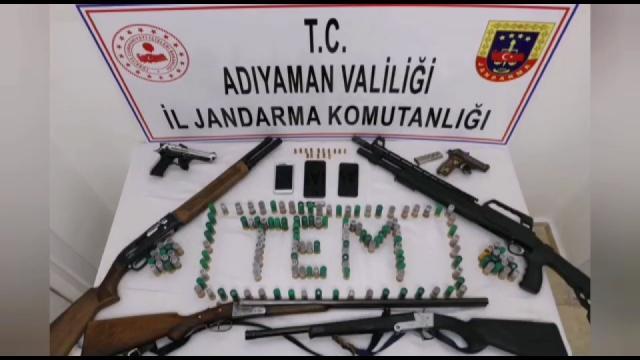 Jandarma terör örgütüne darbe üstüne darbe indirdi: 4 ayda 22 kişiyi gözaltına aldı