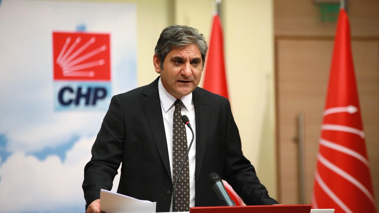 CHP'li Erdoğdu hakkında soruşturma başlatıldı