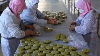 Osmanlı'dan miras tescilli tatlılarına ramazanda talep arttı