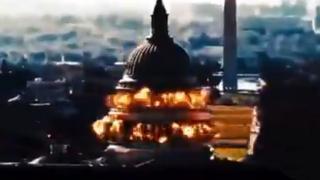 İran'ın propaganda videosunda ABD Kongre Binası hedef alındı