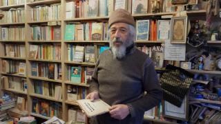 Kitap tutkunu Çerçici Mustafa: Benim birikimim kitaptır