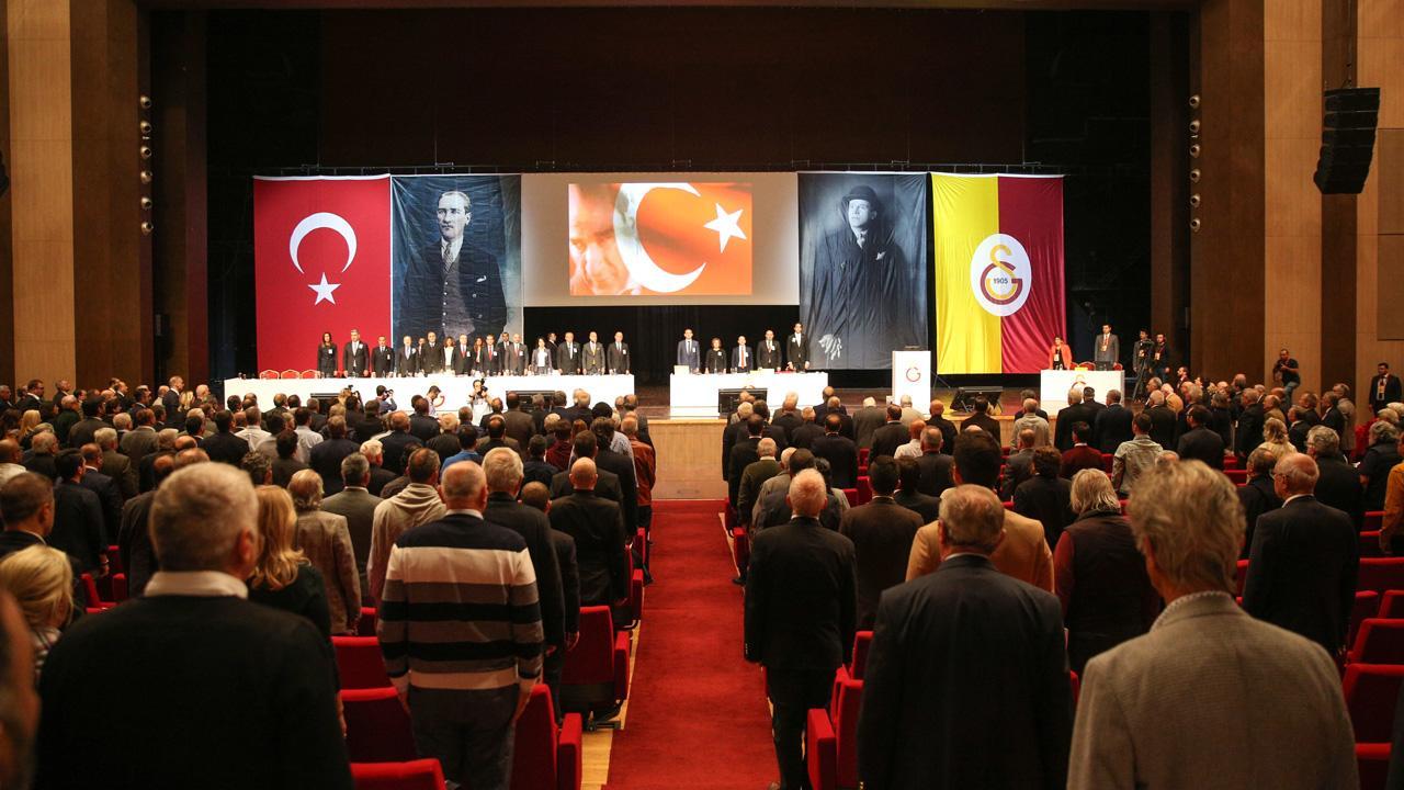 Galatasaray'da kongre tarihi açıklandı