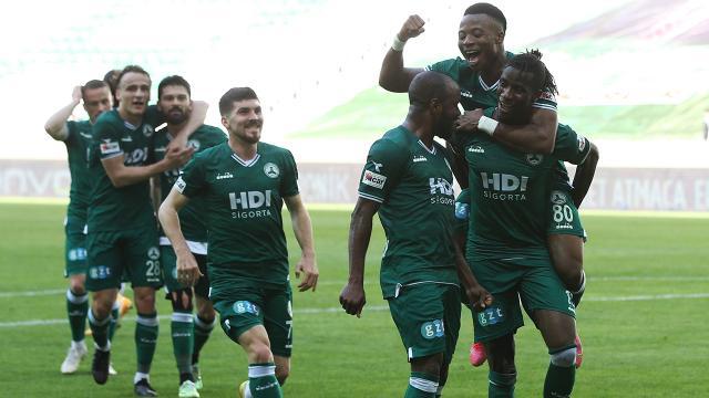 Giresunspor 44 yıllık Süper Lig hasretine son vermek istiyor