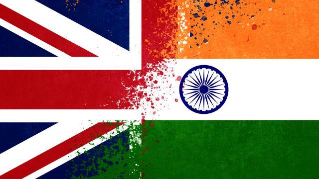 İngiltere ile Hindistan arasında ticaret ve yatırım anlaşmaları imzalandı