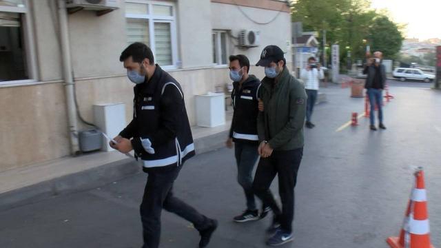 İstanbulda suç örgütüne operasyon: Çok sayıda gözaltı