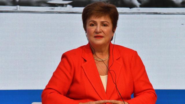 IMFden adı usulsüzlük iddialarına karışan Georgievaya destek