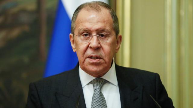 Rusya Dışişleri Bakanı Lavrov: Talibanın tanınması masada değil