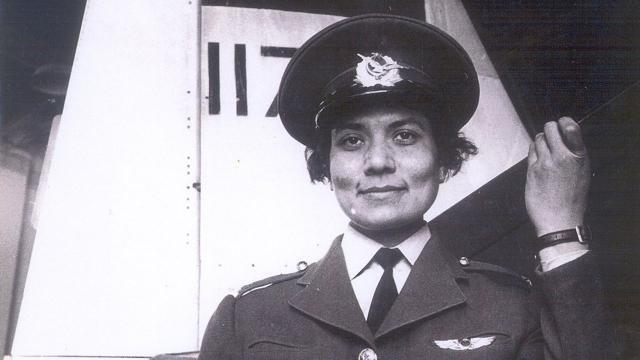 NATOnun ilk kadın jet pilotu: Leman Bozkurt Altınçekiç