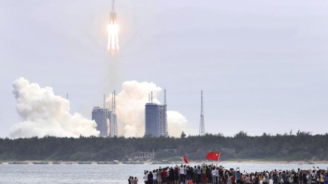 Çinden ses yok: Roket kontrolden çıktı ve Dünyaya düşecek