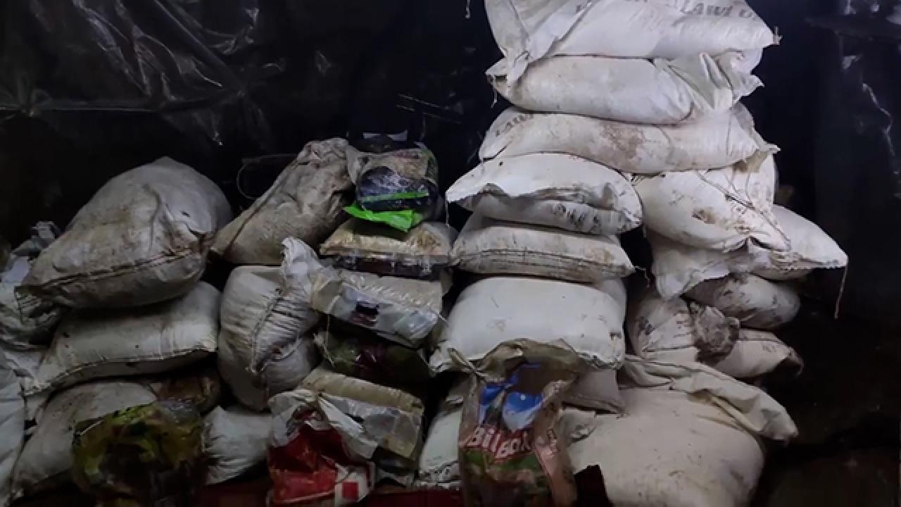 PKK'nın sözde karargahlı mağarası imha edildi